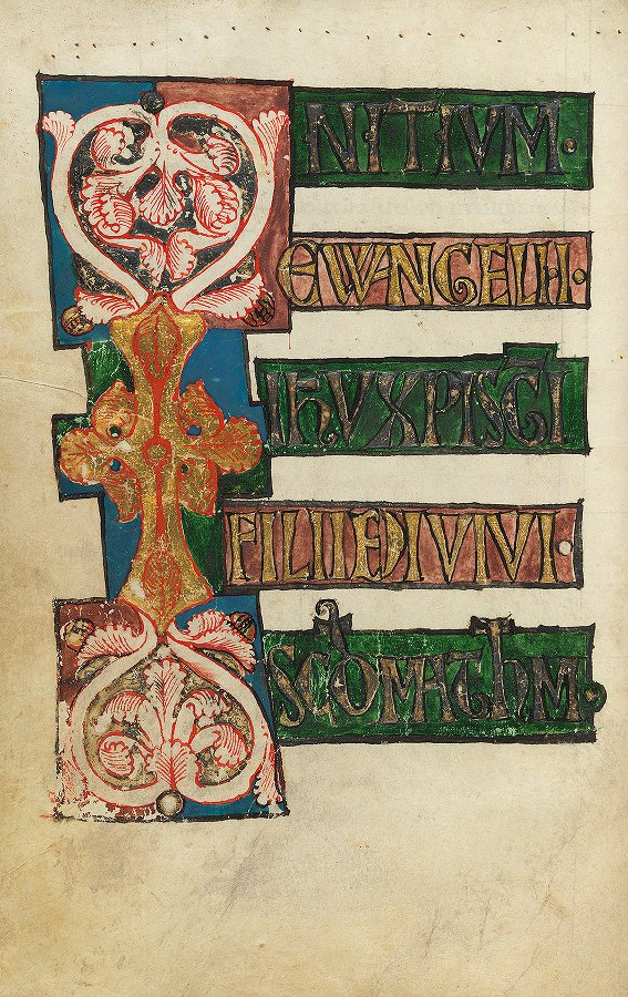Four Gospels (MS 12) [link to full volume]
