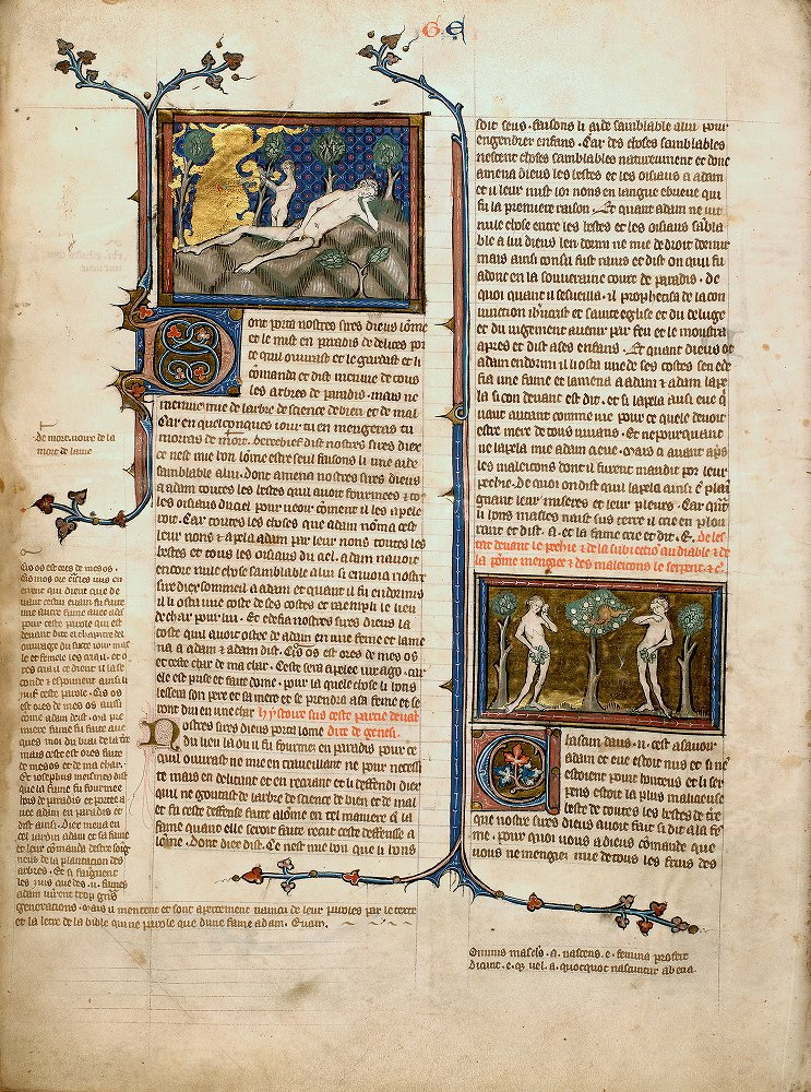 Bible Historiale (MS 19) [link to full volume]