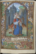 Book of Hours, circa 1500, f.81r