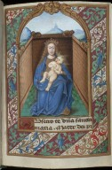 Book of Hours, circa 1500, f.141r