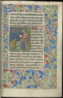 Book of Hours, circa 1500, f.15r