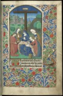 Book of Hours, circa 1500, f.16r