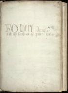 Dunkeld Music Book, 16th C., f.103r