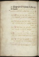 evangeliarium et Constitutiones Sororum Ordinis Predicatorum, 16th C., f.22v