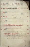 Martyrology, 16th C., f.4r