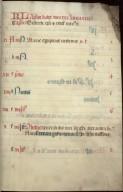 Martyrology, 16th C., f.7r