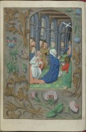 Book of Hours, f.22v