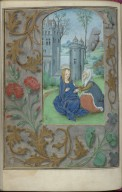 Book of Hours, f.66v