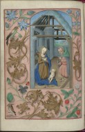 Book of Hours, f.80v