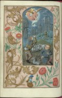 Book of Hours, f.86v