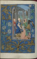 Book of Hours, f.92v