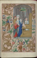 Book of Hours, f.98v