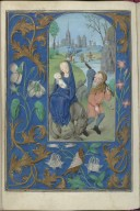 Book of Hours, f.113v