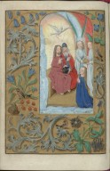 Book of Hours, f.120v