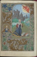 Book of Hours, f.149v