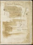 Lectura Super Logicalia Aristotelis Petri de Mera, Andree de Alchmaria, Theodrici Meysach, 1477, f.ir