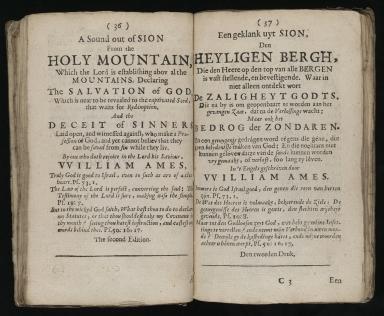 A Declaration Of The Witnes God Pp36 37