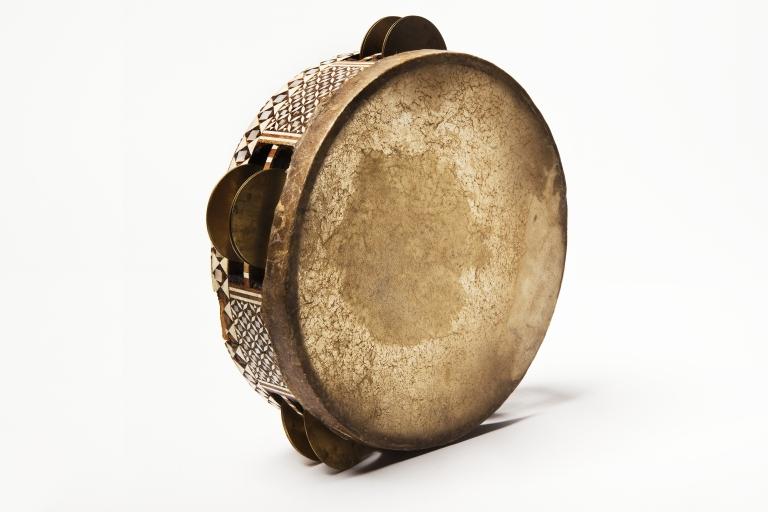 Tambourine : QUARTER VIEW-QF