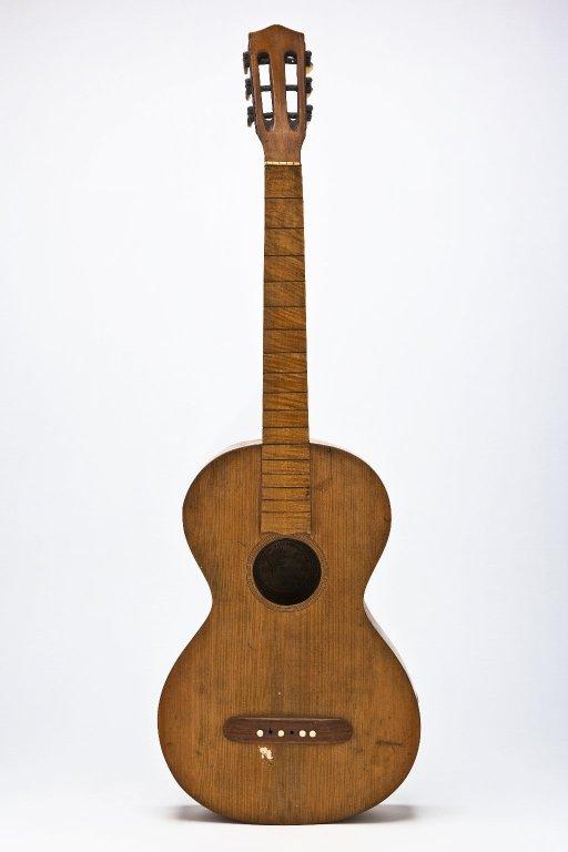 Guitar (Scrofani) : FRONT
