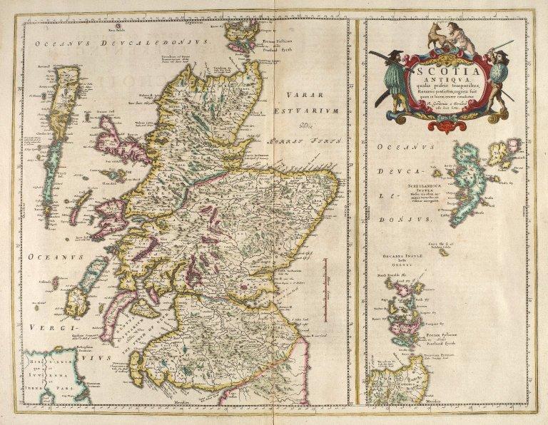 [Geographiae Blavianae] [Also known as: Atlas major] [015 of 153]