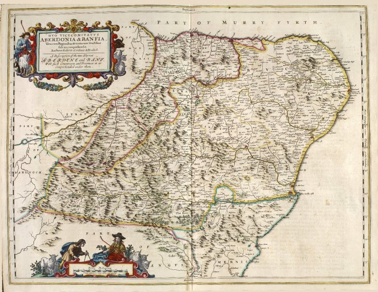 [Geographiae Blavianae] [Also known as: Atlas major] [100 of 153]