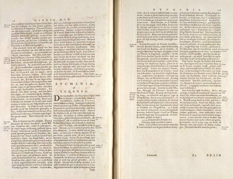 [Geographiae Blavianae] [Also known as: Atlas major] [101 of 153]