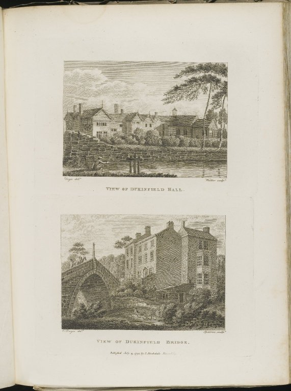 A Description of the Country From 30-40 Miles Around Manchester, 1795, f.p.452