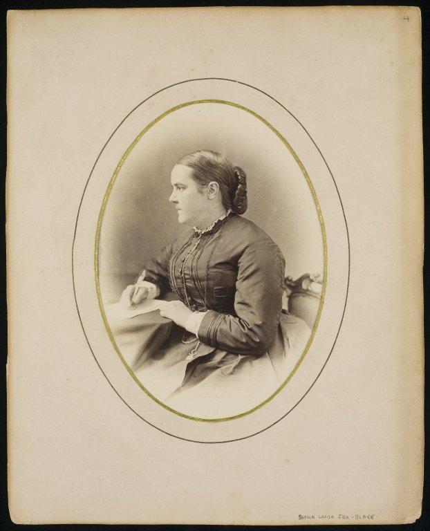Sophia Jex-Blake, f.4r