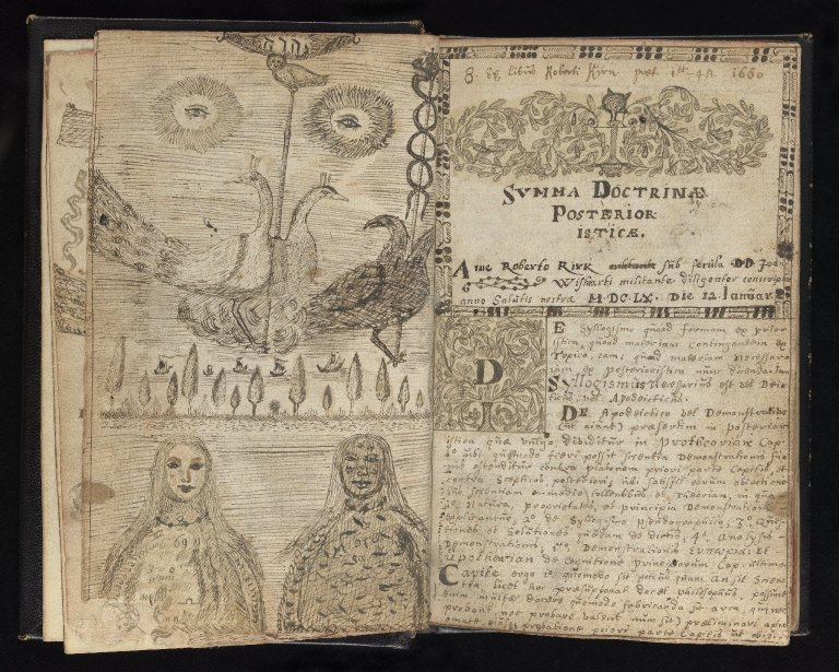 Summa Doctrinae Posterioristicae (selected pages)