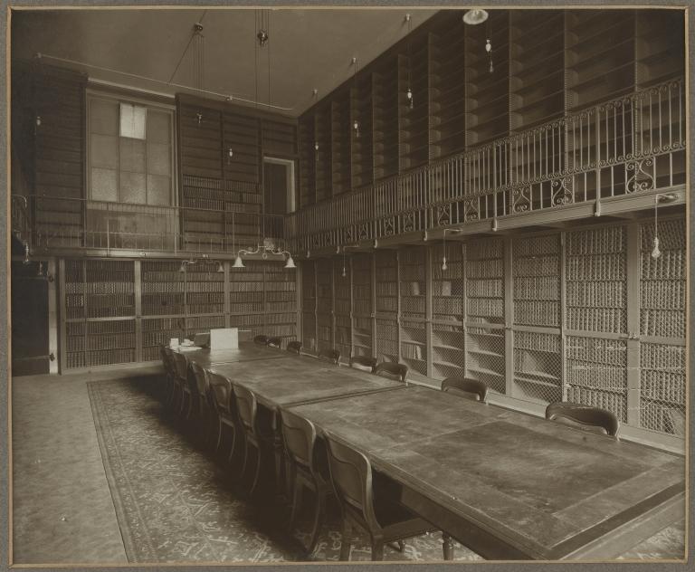 Inglis photographs of University of Edinburgh campus