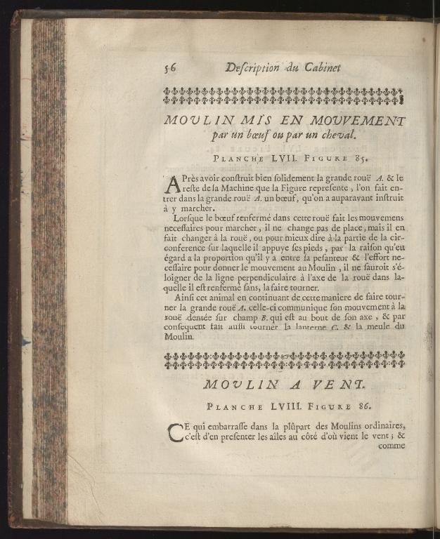 Recueil d'ouvrages curieux de mathematique et de mechanique, ou description du cabinet de Monsieur Grollier de Serviere, p.56