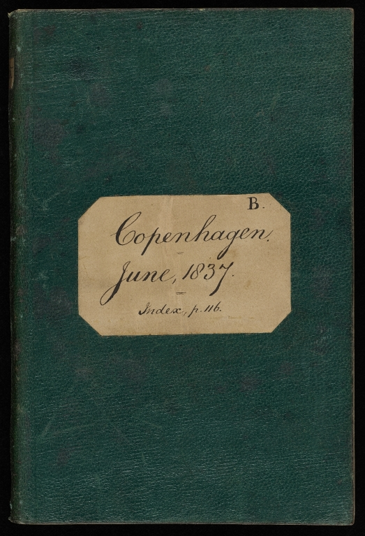 Notebook No.65, Front Cover