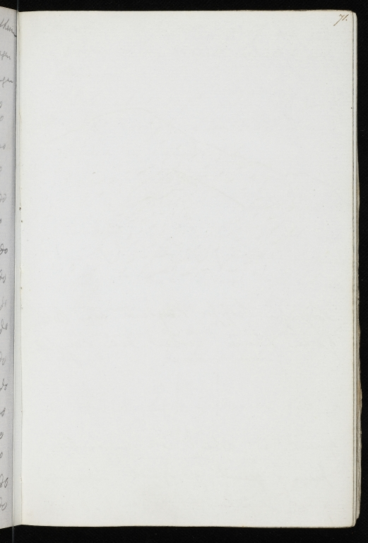 Notebook No.66 - Lyell, Charles (Sir) - p.71