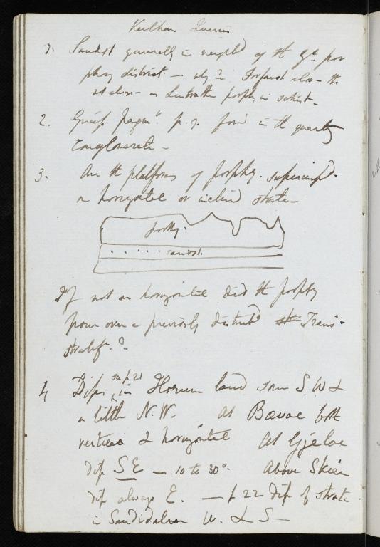 Notebook No.66 - Lyell, Charles (Sir) - p.74