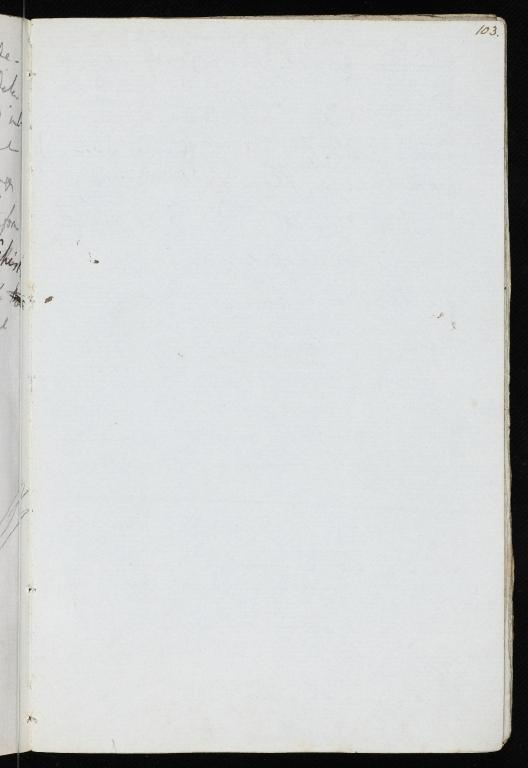 Notebook No.66 - Lyell, Charles (Sir) - p.103