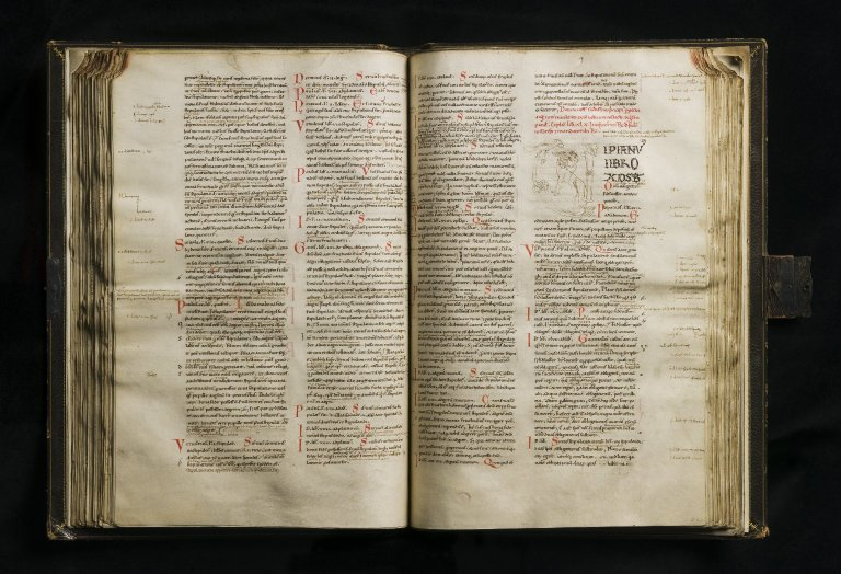 'Digestum Novum' by Justinian the Great (MS 154)