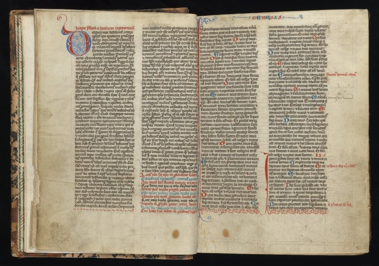 Biblia Sacra (MS 8)
