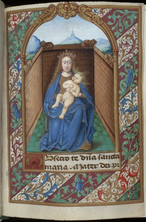 Book of Hours (MS 45)