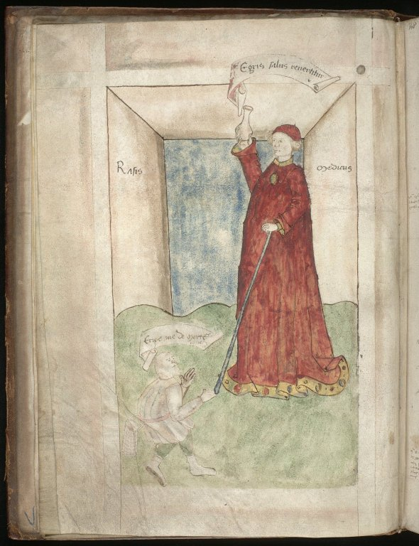 Composite manuscript containing six texts (MS 169)