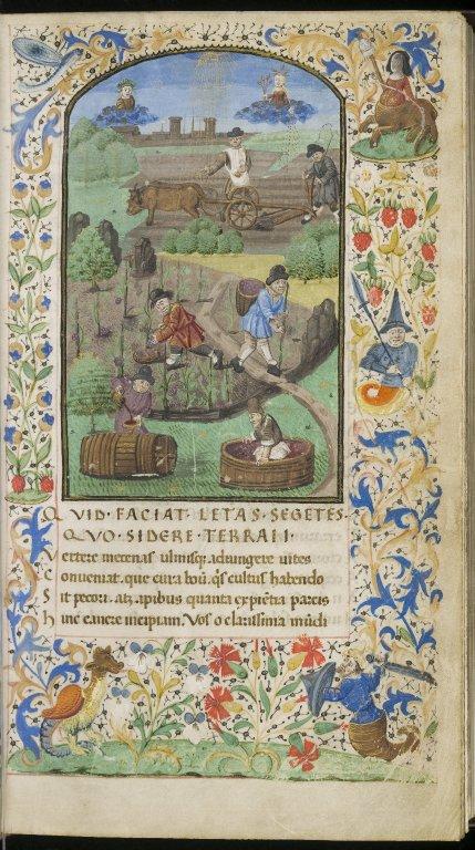 Composite manuscript (Virgil) (MS 195)