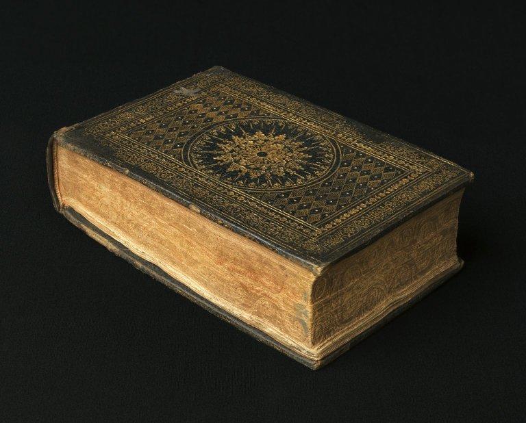Album amicorum of Johann Conrad Kraft