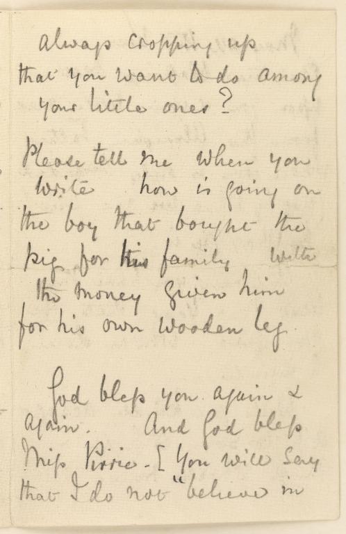 Letter no. 14, 03