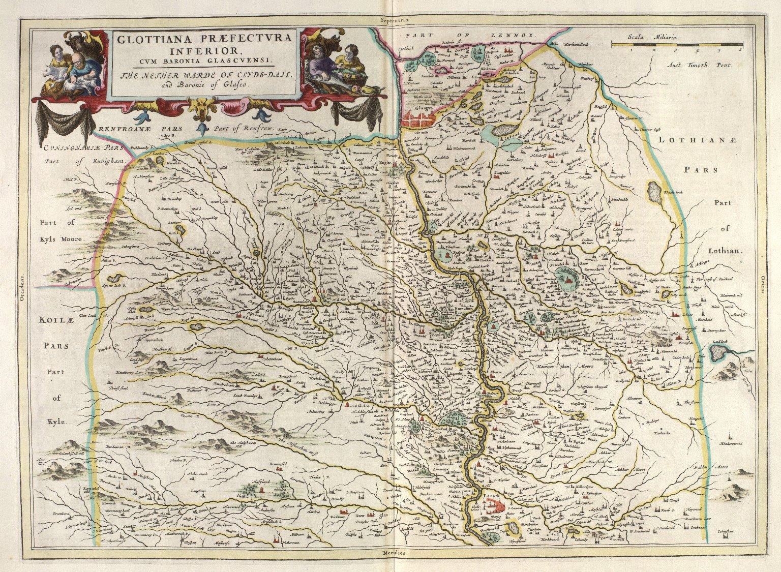 [Geographiae Blavianae] [Also known as: Atlas major] [074 of 153]