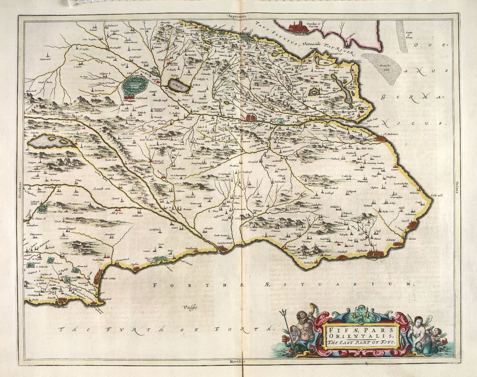 [Geographiae Blavianae] [Also known as: Atlas major] [092 of 153]