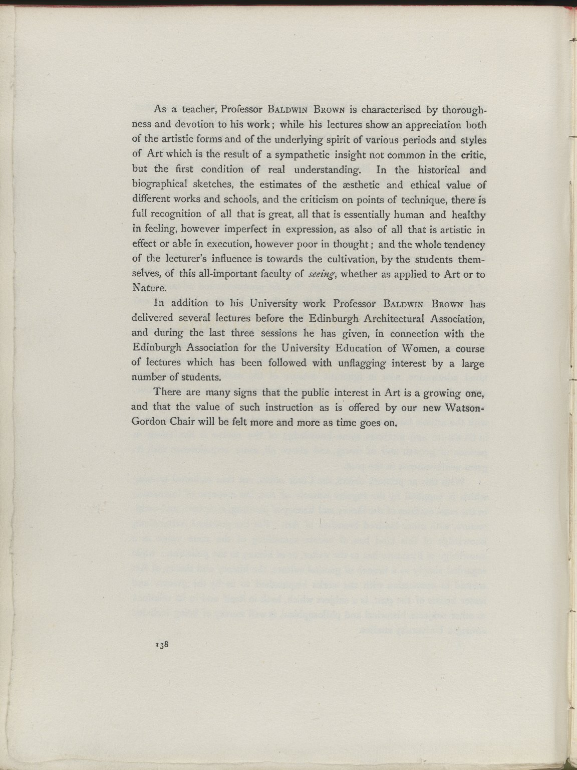Quasi Cursores, Portraits of the High Officers and Professors of the University of Edinburgh, p.138