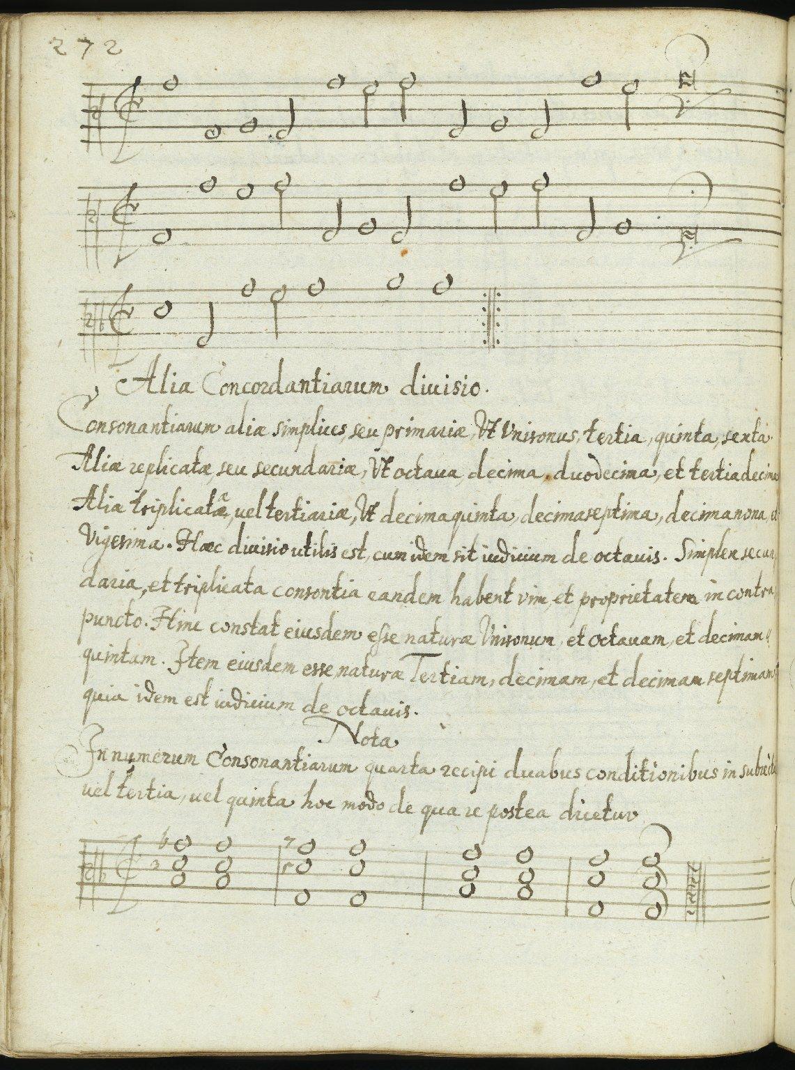 Instrumentalischer Bettlermantl, f.126v