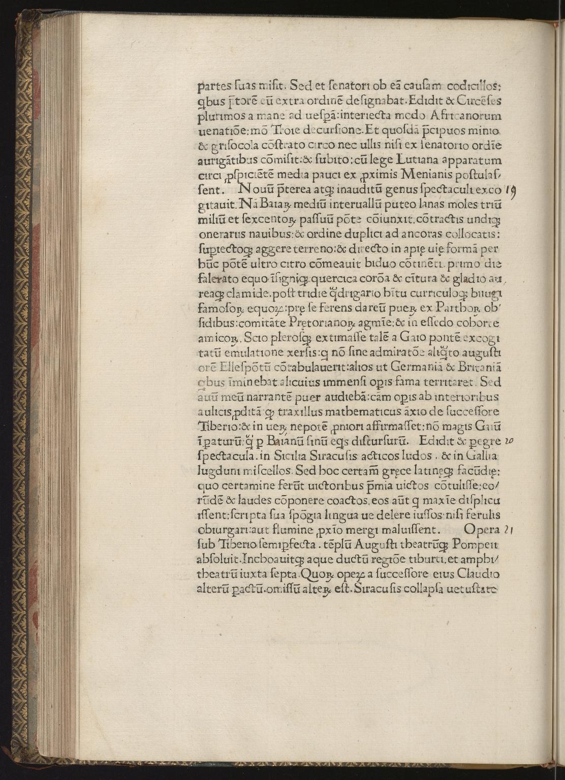 De vita Caesarum, Fol.64 verso