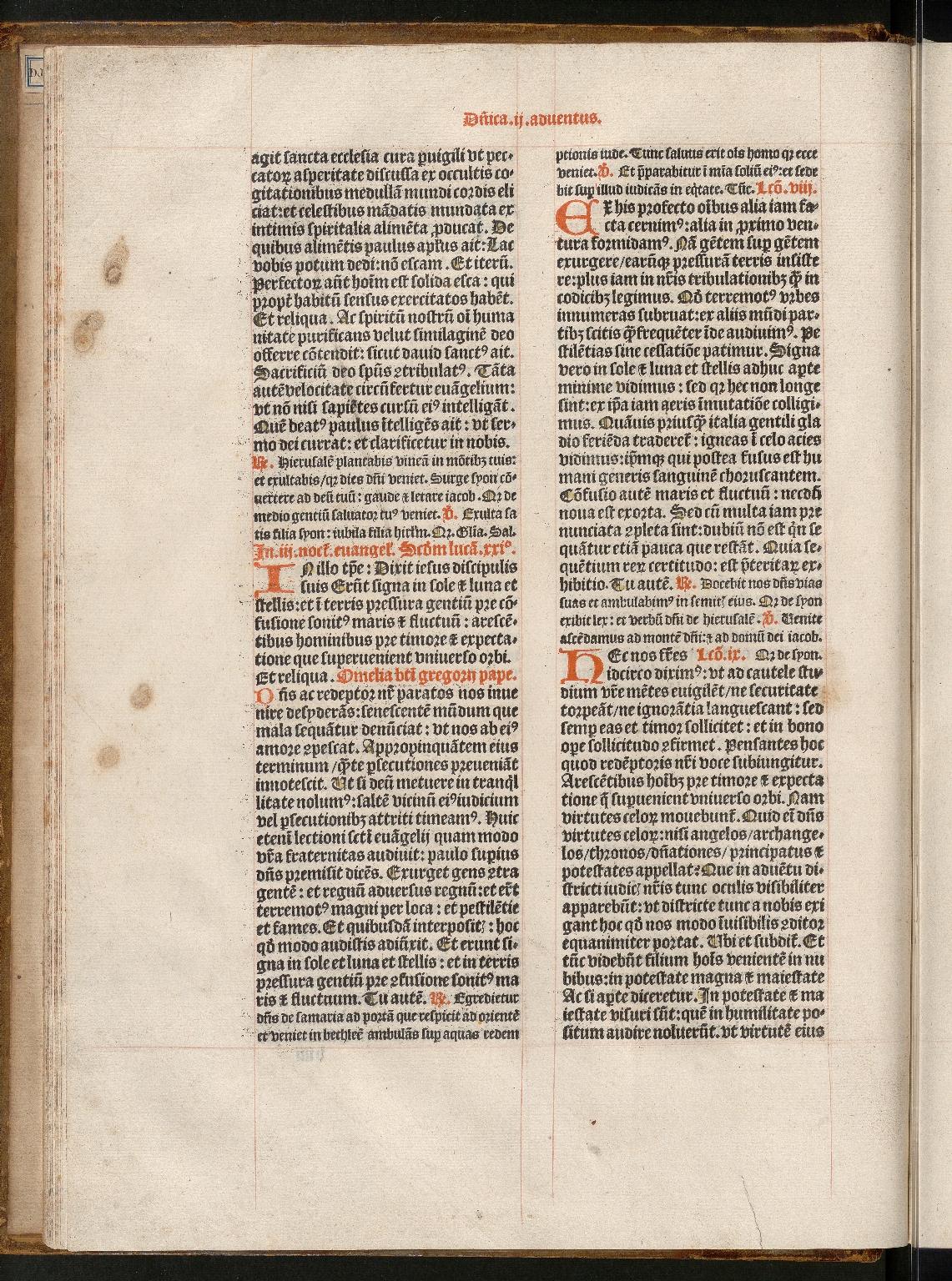 Breviarium ad usum sa[rum]., f. 13v