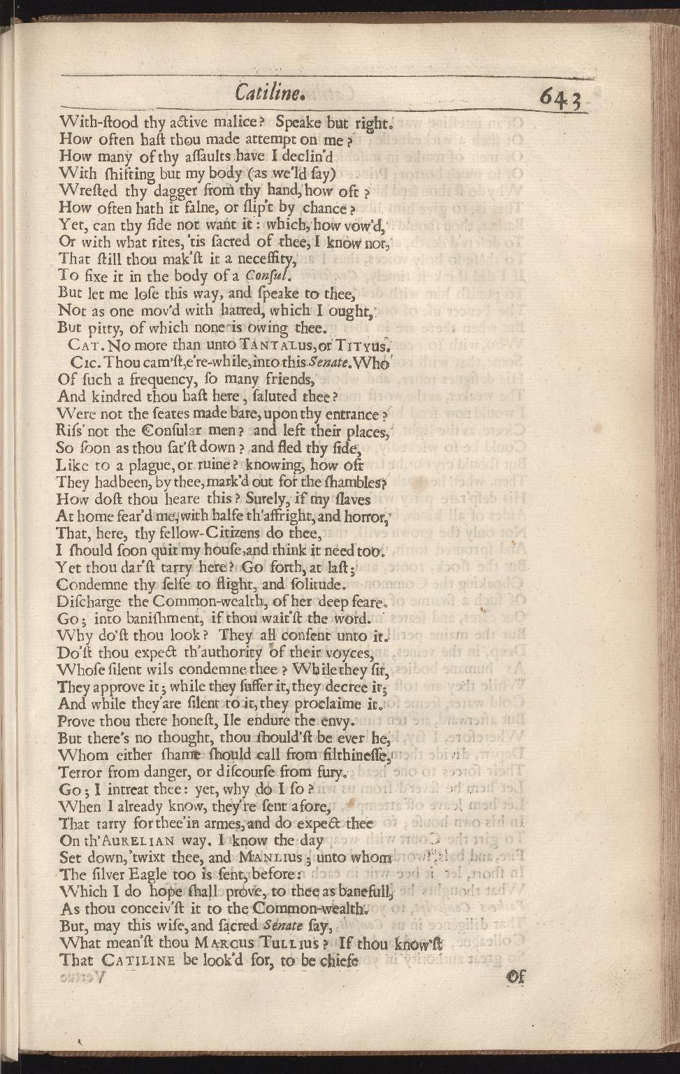 The workes of Benjamin Jonson, p.643