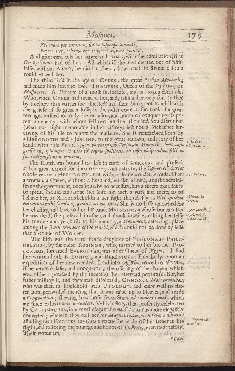 The workes of Benjamin Jonson, p.175
